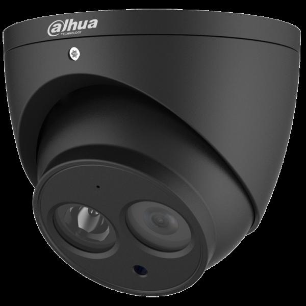 Dahua Black 5MP CVI Dome 50m IR 2.8mm Image | Metro Solutions