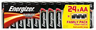 Energizer 24 pck AA Batteries Image | Metro Solutions