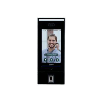 Dahua AI Standalone Face Access controller Image | Metro Solutions
