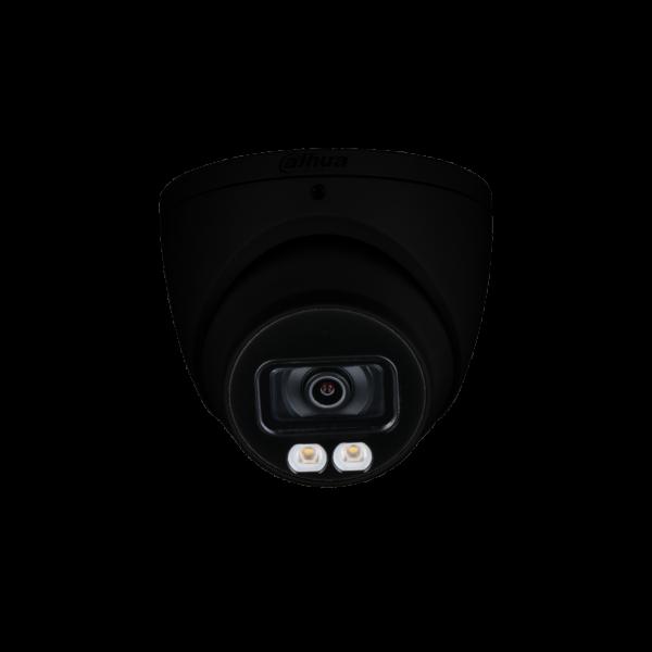 Dahua CVI 5MP BLACK Full Colour LED Dome 3.6mm Image | Metro Solutions