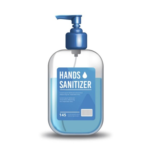 Hand Sanitiser Gel 250ml Image | Metro Solutions
