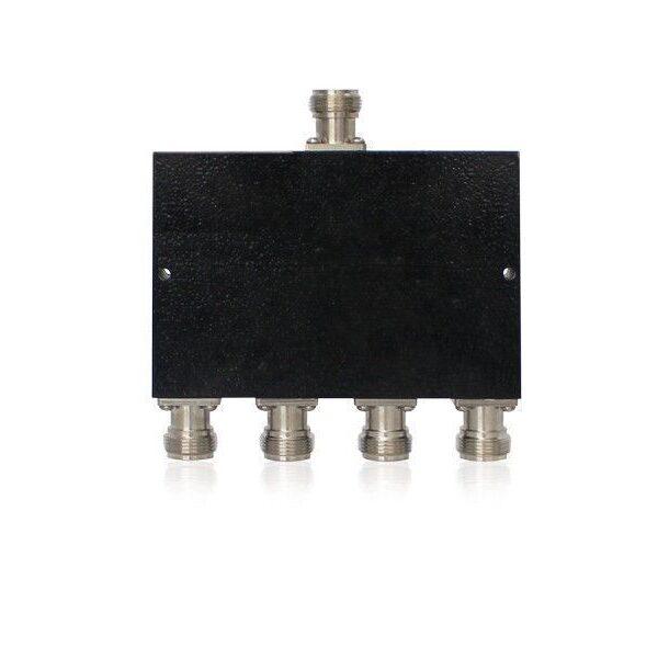 HiBoost Wilkinson 4-way splitter N Type Female Image | Metro Solutions