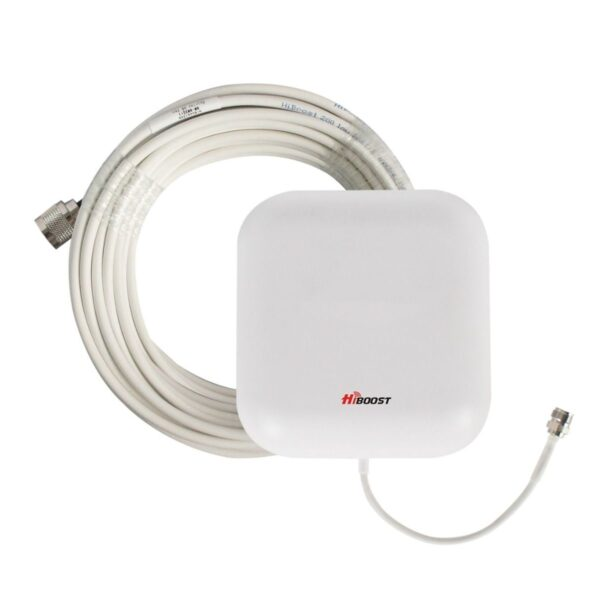 HiBoost Indoor Panel Antenna Kit w/ 15mtr Cable Image | Metro Solutions