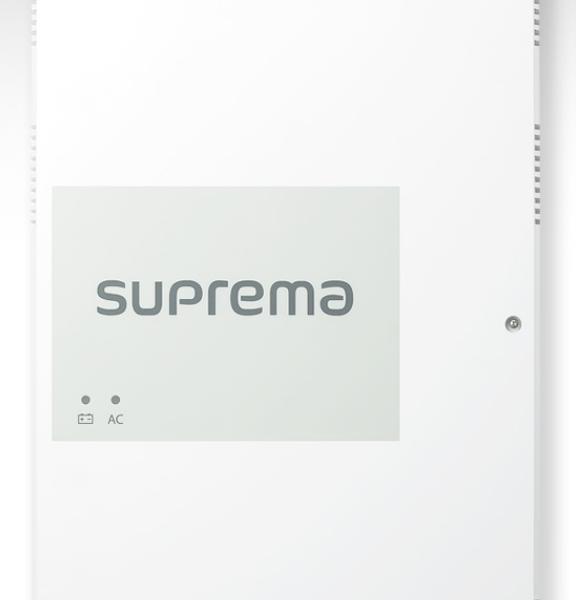 Suprema APB Plastic Enclosure for CoreStation with power supply (110~240v, 50/60Hz) Image | Metro Solutions