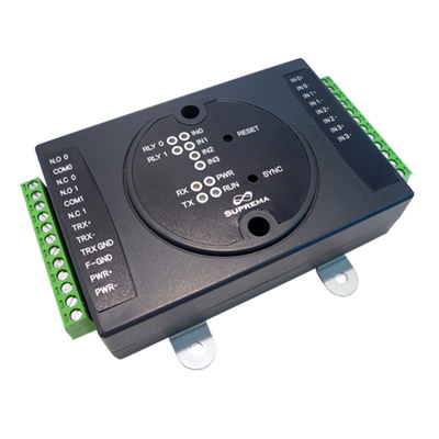 Suprema Secure I/O Expansion Module (4 inputs / 2 outputs) Image   Metro Solutions