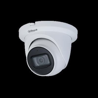 Dahua IP 4MP Lite AI Fixed Lens IR Dome 2.8mm Image | Metro Solutions