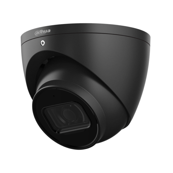 Dahua 5MP CVI Dome 60mtr IR 2.8mm BLACK TMP- Image   Metro Solutions