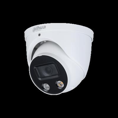 Dahua IP 8MP TiOC 2.0 IR & LED Dome 2.8mm Dual Illumination 30mtr Image | Metro Solutions