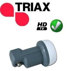 Triax Single LNB